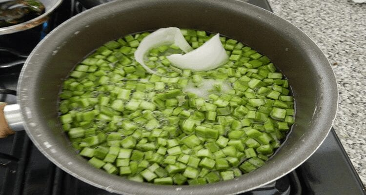 cocer nopales para ensalada