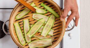 como cocer calabacin